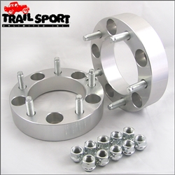 Ram 5 X 5.5 - 9/16 X 18 Stud/Nut - For Aftermarket Wheels