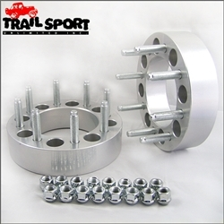 Dodge 8x6.5 Wheel Spacers, Adapters